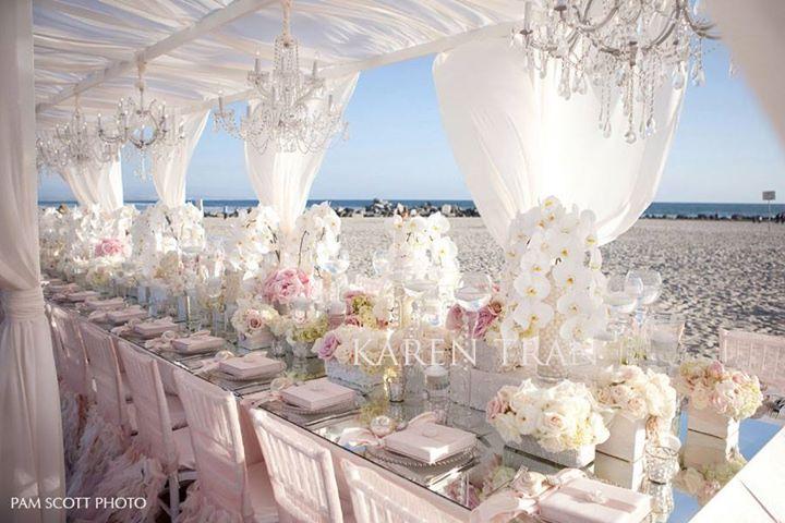 Bn wedding d cor outdoor wedding receptions bellanaija for All for wedding decoration