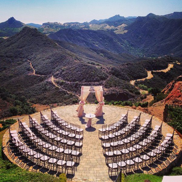 Bn wedding dcor outdoor wedding ceremonies bellanaija outdoorweddingdecorbellanaijaluxury estate junglespirit Image collections