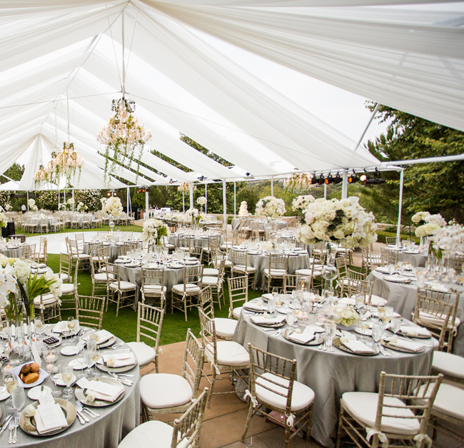 BN Wedding Décor: Outdoor Wedding Receptions