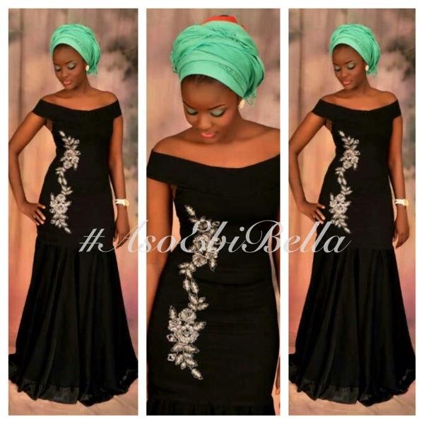 ankara lace aso ebi nigerian naija wedding bellanaija gele ichafu hausa muslim