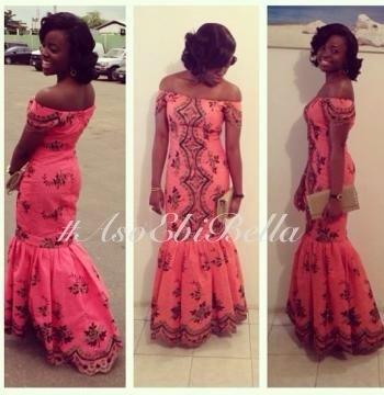 ankara lace aso ebi nigerian naija wedding bellanaija igbo yoruba