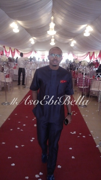 ankara lace aso ebi nigerian naija wedding bellanaija kaftan gbo yoruba