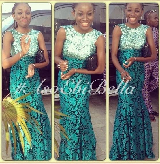 ankara lace aso ebi nigerian naija wedding bellanaija sequins igbo yoruba