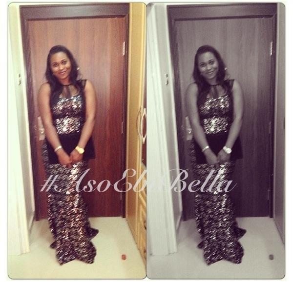 ankara lace aso ebi nigerian naija wedding bellanaija gele ichafu igbo yoruba sequins