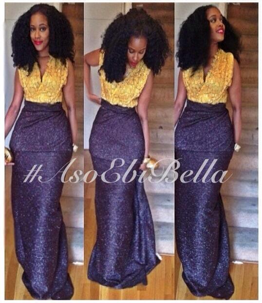 Bella Nigerian Women Wedding Dress Styles