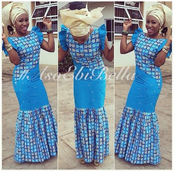 aso ebi gele naija nigerian wedding asoebi asoebibella ankara dress