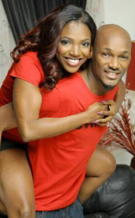 2Face & Annie Idibia - September 2013 - BellaNaija