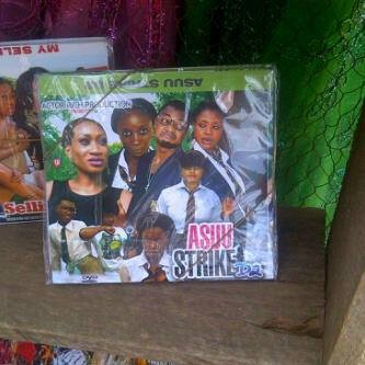 ASUU Strike Movie