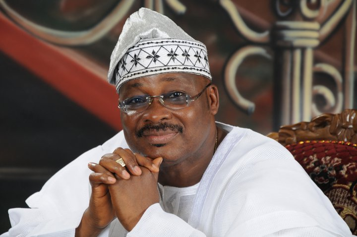 Governor Ajimobi presents staffs of office to 21 new Ibadan kings in a bid to transform Ibadan's chieftaincy institution