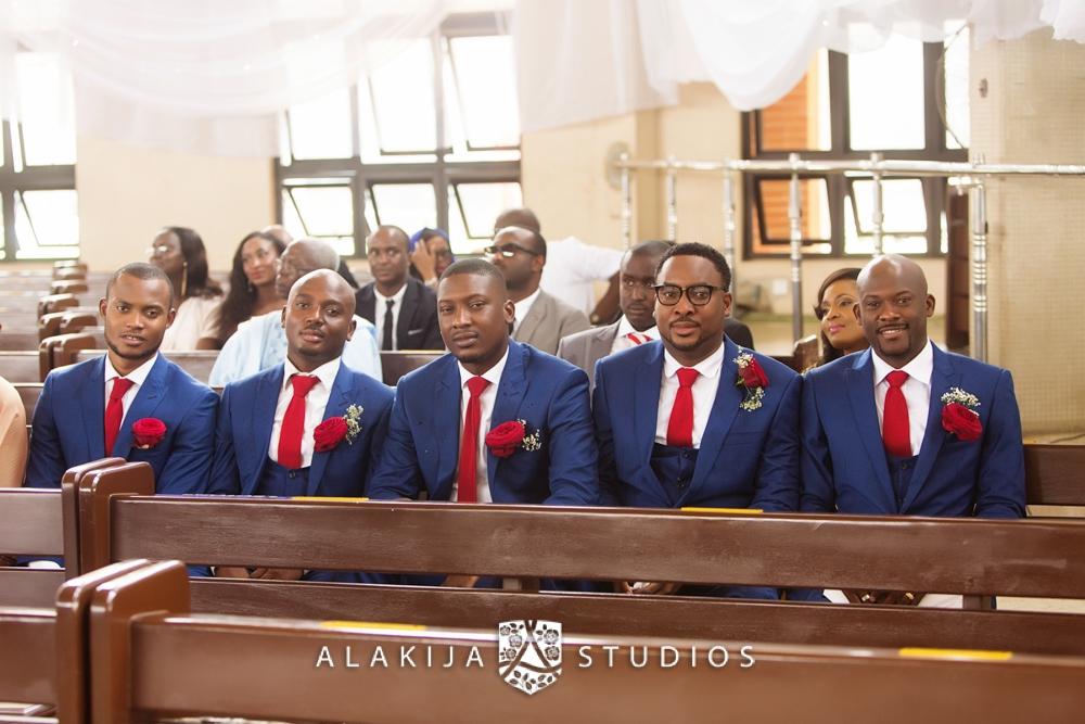 Bn Weddings Trend Watch Grooms In Something Blue In