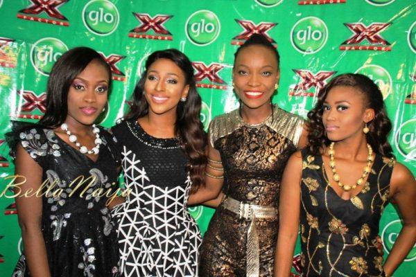 Alexandra Burke - Glo X Factor Finale Looks - September 2013 - BellaNaija 03