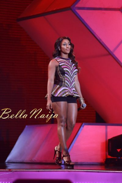 Alexandra Burke - Glo X Factor Finale Looks - September 2013 - BellaNaija 06