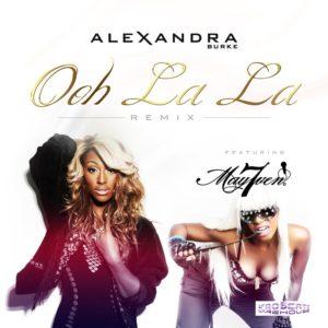 Alexandra Burke May7ven - Ooh La La Remix - September 2013 - BellaNaija