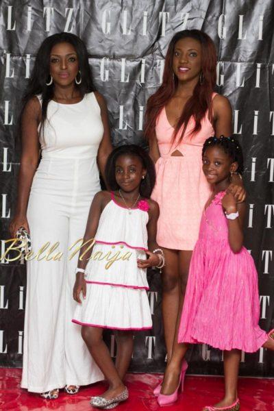 BN Excluisve - Yvonne Okoro - Glitz Africa Magazine Unveiling - September 2013 - BellaNaija 025