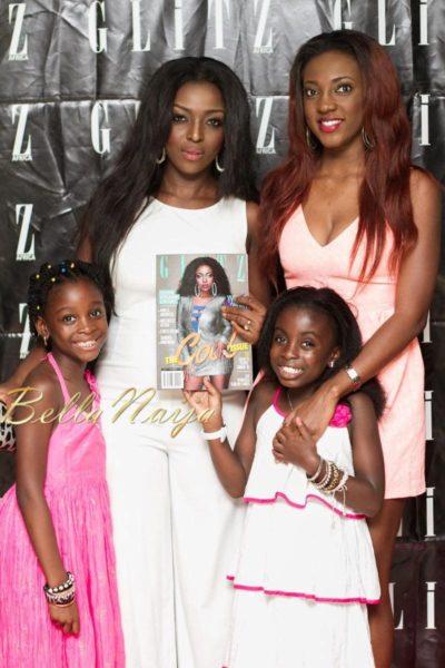 BN Excluisve - Yvonne Okoro - Glitz Africa Magazine Unveiling - September 2013 - BellaNaija 027