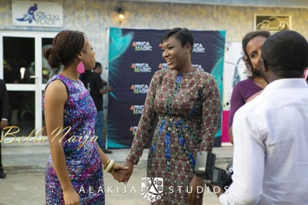 BN Exclusive - Inside the Glam Report TV Launch in Lagos - September 2013 - BellaNaija - 042