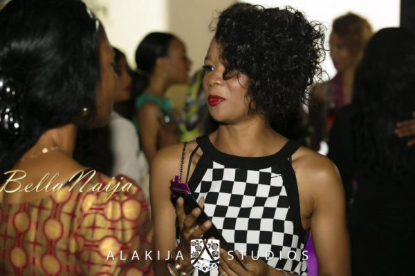 BN Exclusive - Inside the Glam Report TV Launch in Lagos - September 2013 - BellaNaija - 062