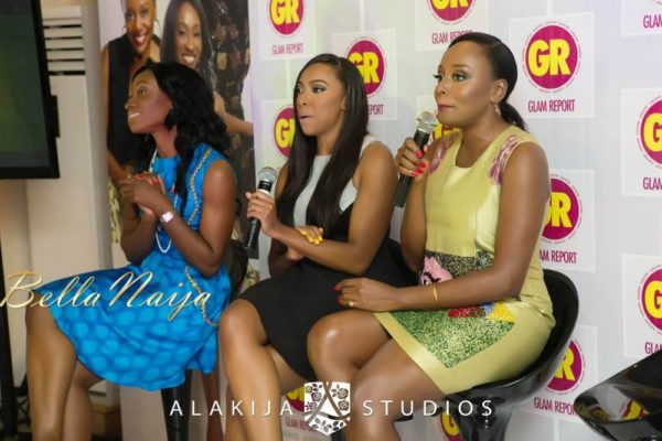 BN Exclusive - Inside the Glam Report TV Launch in Lagos - September 2013 - BellaNaija - 069