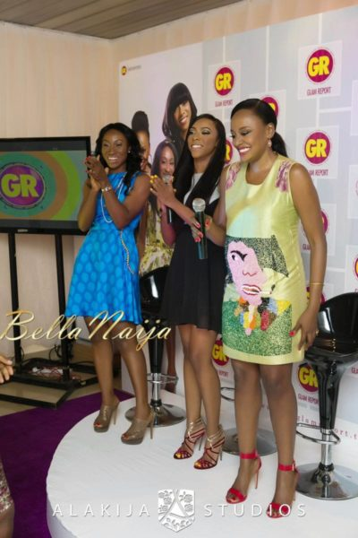 BN Exclusive - Inside the Glam Report TV Launch in Lagos - September 2013 - BellaNaija - 071