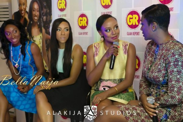 BN Exclusive - Inside the Glam Report TV Launch in Lagos - September 2013 - BellaNaija - 072