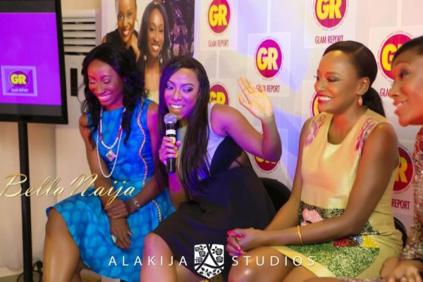 BN Exclusive - Inside the Glam Report TV Launch in Lagos - September 2013 - BellaNaija - 078