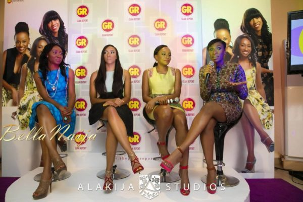 BN Exclusive - Inside the Glam Report TV Launch in Lagos - September 2013 - BellaNaija - 080