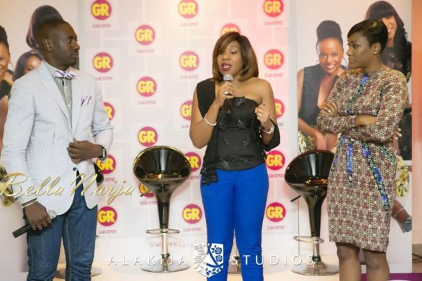 BN Exclusive - Inside the Glam Report TV Launch in Lagos - September 2013 - BellaNaija - 092