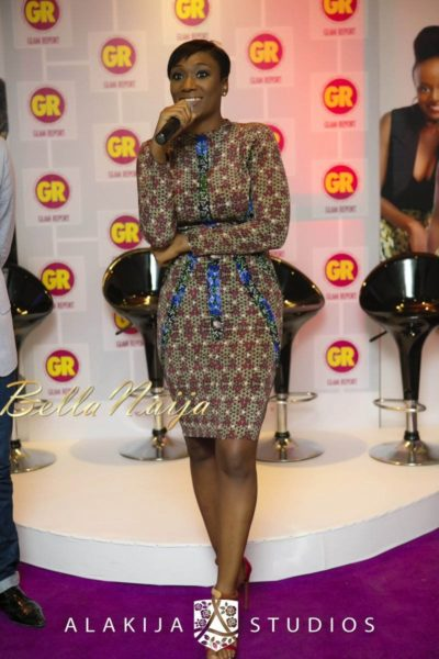 BN Exclusive - Inside the Glam Report TV Launch in Lagos - September 2013 - BellaNaija - 093