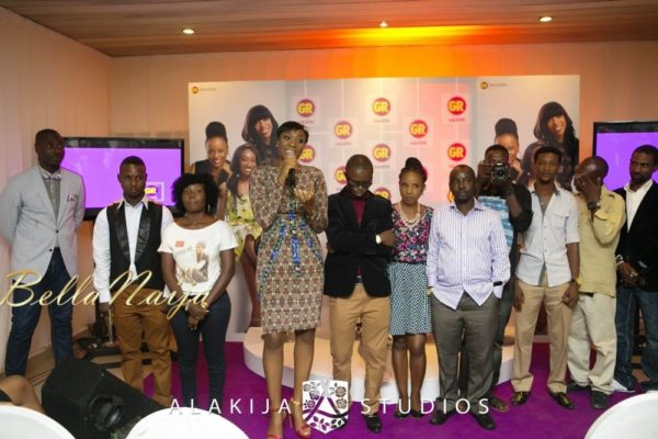 BN Exclusive - Inside the Glam Report TV Launch in Lagos - September 2013 - BellaNaija - 095