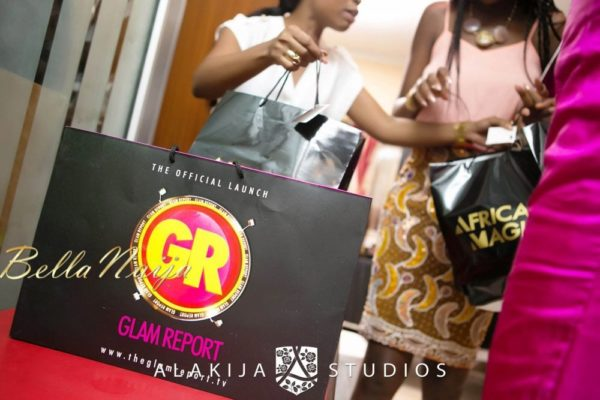 BN Exclusive - Inside the Glam Report TV Launch in Lagos - September 2013 - BellaNaija - 101