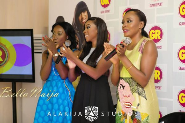 BN Exclusive - Inside the Glam Report TV Launch in Lagos - September 2013 - BellaNaija - 102
