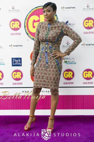Bola Balogun in Jewel by Lisa