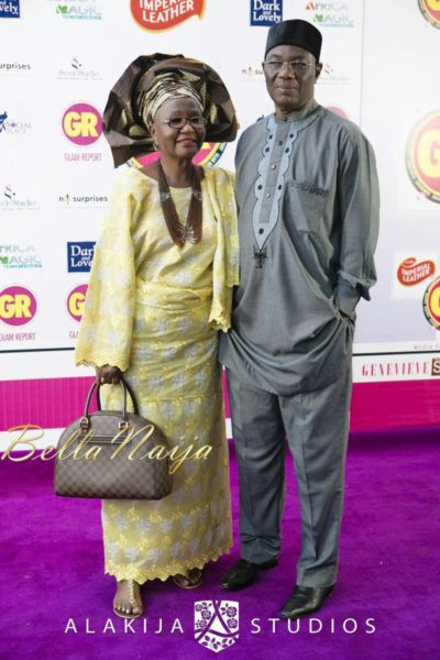 Bola Balogun's Parents