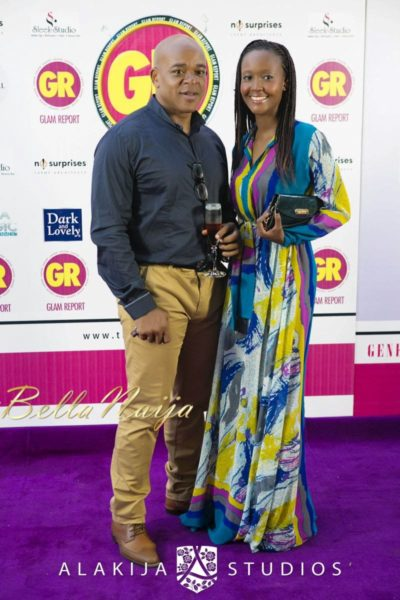 BN Red Carpet Fab - Exclusive Glam Report TV Launch in Lagos - September 2013 - BellaNaija - 059