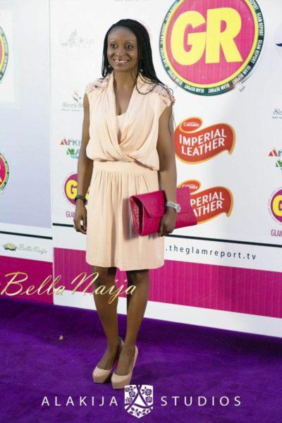 BN Red Carpet Fab - Exclusive Glam Report TV Launch in Lagos - September 2013 - BellaNaija - 064
