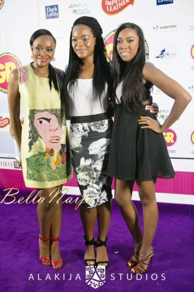 BN Red Carpet Fab - Exclusive Glam Report TV Launch in Lagos - September 2013 - BellaNaija - 067
