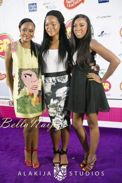 BN Red Carpet Fab - Exclusive Glam Report TV Launch in Lagos - September 2013 - BellaNaija - 067