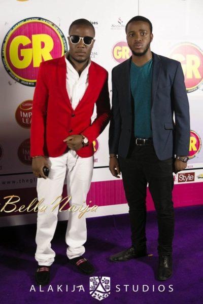 Samuel Fadele and Buni Mba
