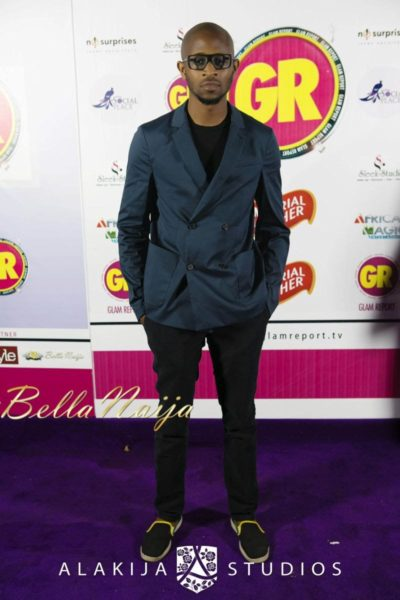 BN Red Carpet Fab - Exclusive Glam Report TV Launch in Lagos - September 2013 - BellaNaija - 081