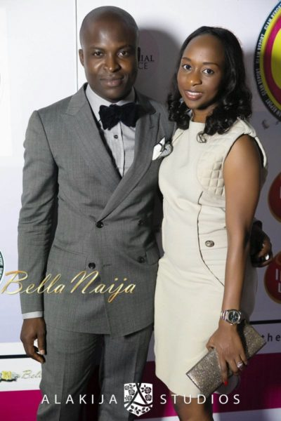BN Red Carpet Fab - Exclusive Glam Report TV Launch in Lagos - September 2013 - BellaNaija - 094