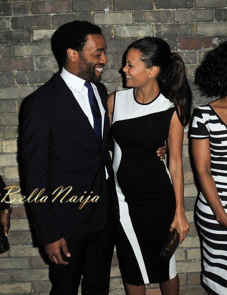 Chiwetel Ejiofor & Thandie Newton