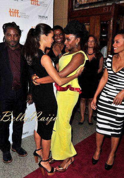 Thandie Newton & Chimamanda Ngozi Adichie