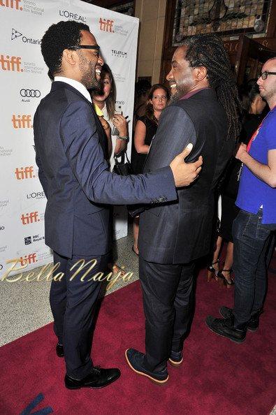 Chiwetel Ejiofor & Biyi Bandele