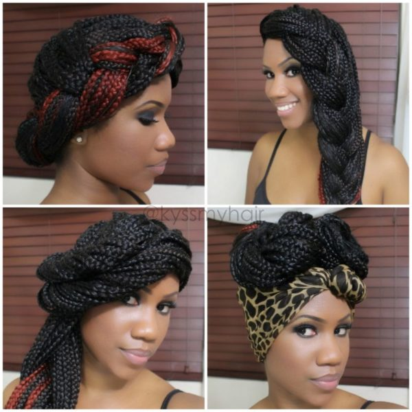 BN beauty Braid Styles - BellaNaija - September 2013005