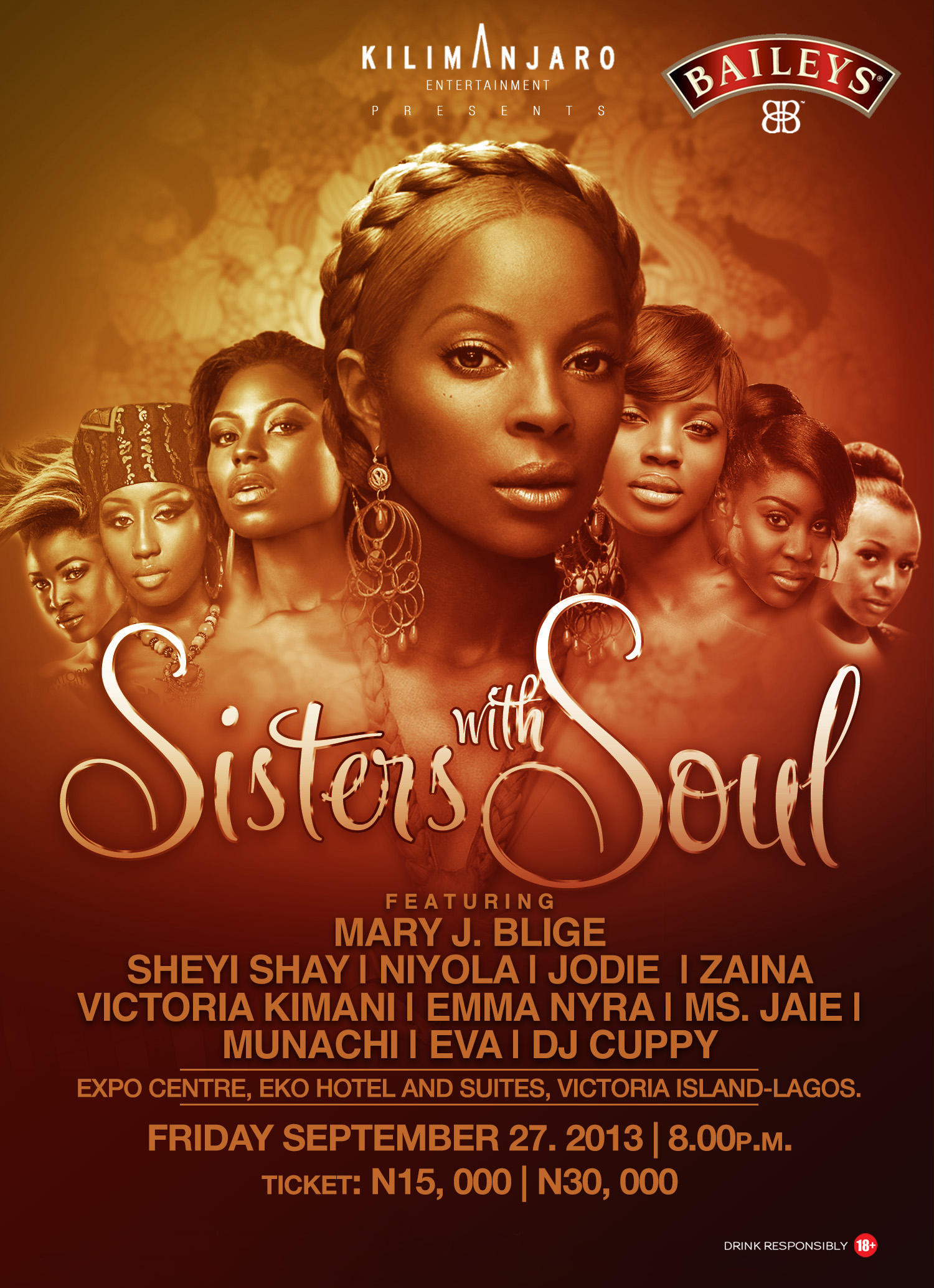 Find Out How You Can Meet Mary J  Blige At The Sisters With Soul