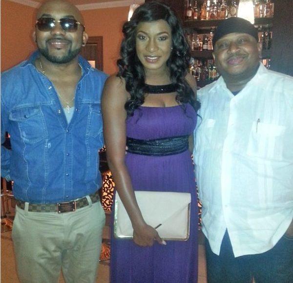 Banky W, Chika Ike & Olisa Adibua