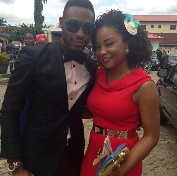 Chris Okagbue & Linda Ejiofor