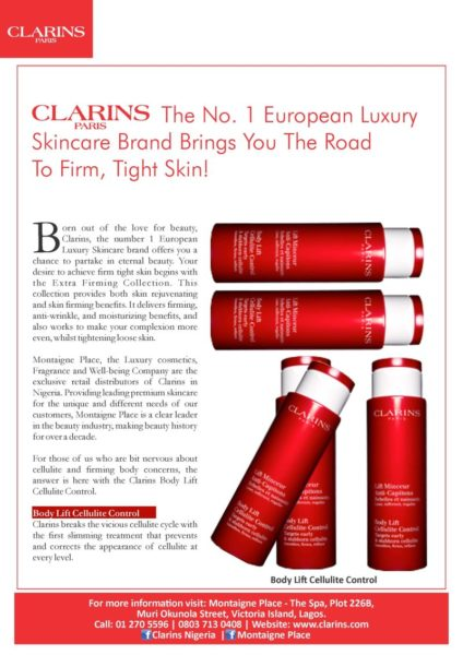 Clarins - BellaNaija - September 2013 (1)