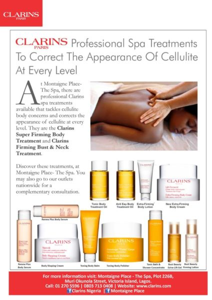 Clarins - BellaNaija - September 2013 (2)