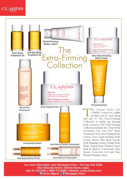 Clarins - BellaNaija - September 2013 (3)